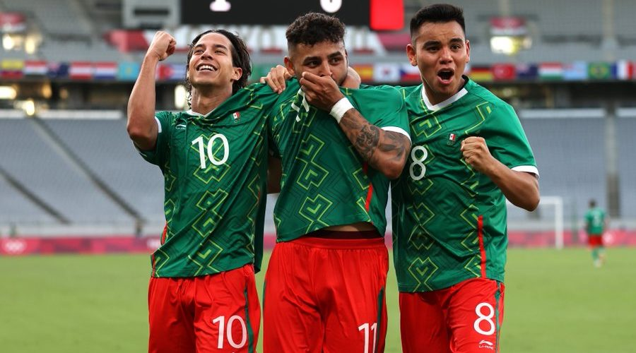 México golea a Francia en debut de los Juegos Olímpicos