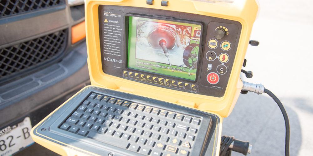 Con tecnología de punta Veolia detecta fugas no visibles