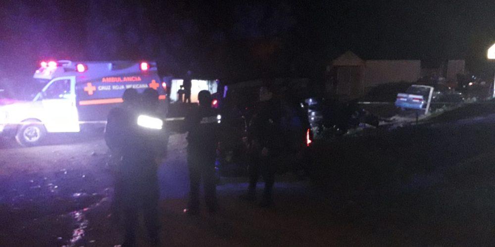 Muere hombre electrocutado dentro de una camioneta en Jesús María