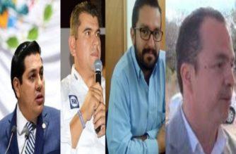 Ellos son los que buscan ser dirigentes del PAN en Aguascalientes