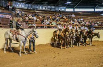 Participan calvillenses en el Campeonato Nacional Charro