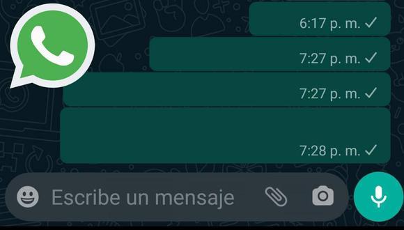"""Así puedes enviar """"mensajes invisibles"""" en WhatsApp"""