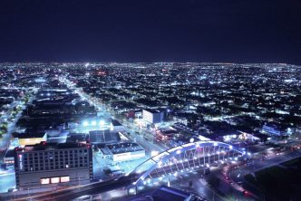 Municipio de Aguascalientes se coloca entre las ciudades mejor iluminadas del país
