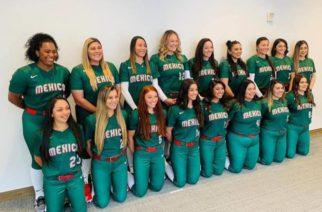 Federación Mexicana de Sóftbol castigará a jugadoras que tiraron uniforme de Tokio a la basura