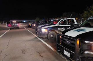 Blindan Aguascalientes tras balaceras en Zacatecas