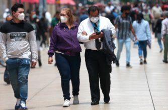 México registró en las últimas 24 horas 5 mil 920 casos y 171 muertes por COVID-19