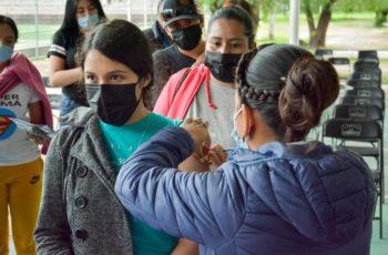 Este lunes aplicarán segundas dosis contra Covid en tres municipios de Aguascalientes