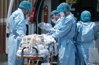 Repuntan casos de Covid en México comenzando a llenarse hospitales