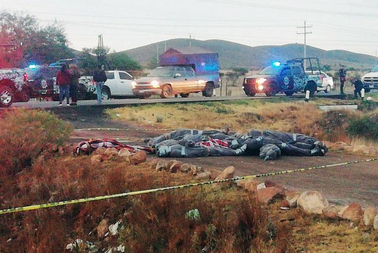 Imparable ola de violencia en Zacatecas; más de 100 homicidios mensuales