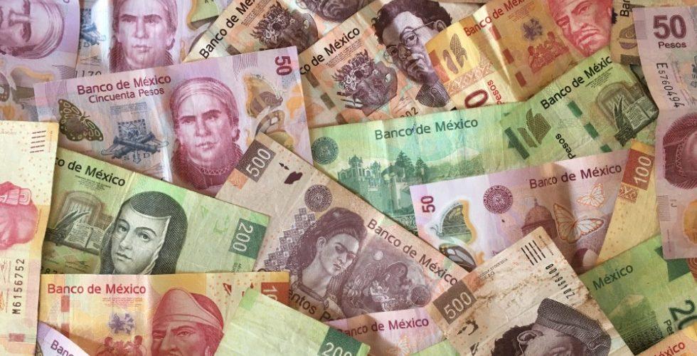 Ingresos en México caen 5.8 % a consecuencias del covid-19