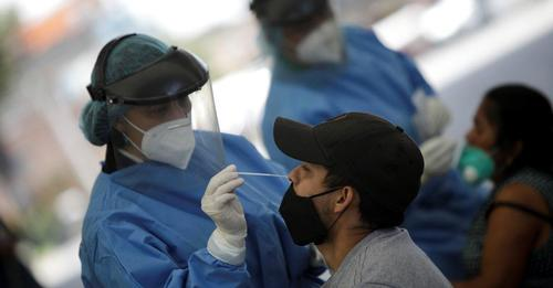 México reporta más de 5 mil nuevos contagios por covid