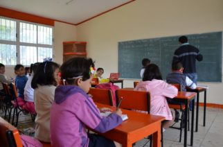 Descartan jornadas especiales para vacunar a maestros rezagados en Aguascalientes