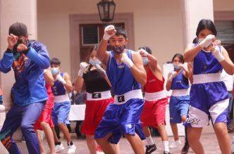 Municipio de Aguascalientes comprometido con el apoyo al deporte