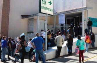 México registró en las últimas 24 horas 20 mil 685 casos y 611 muertes por COVID-19