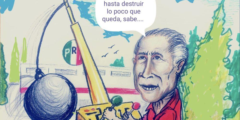 La maldición del PRI de Aguascalientes