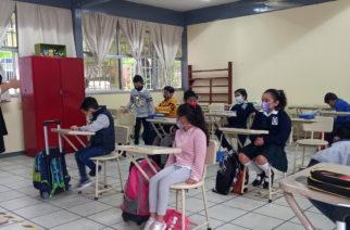 Positivo el regreso a clases en Aguascalientes por bajo nivel de contagios: AEPF
