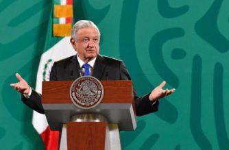 La consulta no era un juicio sumario para los ex presidentes: AMLO