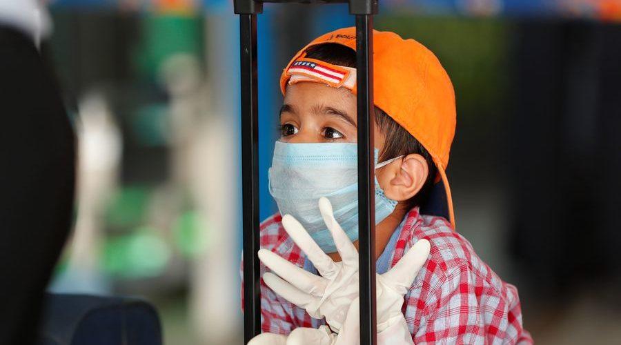 Aguascalientes supera los 900 contagios de Covid-19 en menores