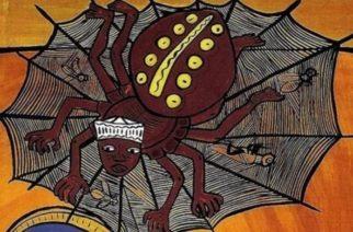 Anansi, la leyenda que inspiró a Spider-Man