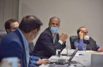 Reunión de trabajo entre JM e IPLANEA