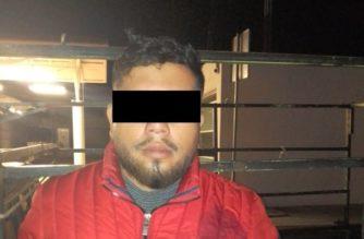 Zacatecano que contaba con una orden de aprehensión, fue detenido en Aguascalientes