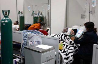 Ya son 271 mil 303 muertos por Covid-19 en México