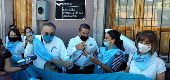 Suprema Corte le falló a los mexicanos: Frente de la Familia de Aguascalientes