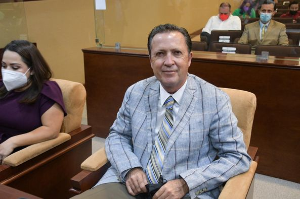 Pérezchica electo primer presidente de la nueva Legislatura de Aguascalientes