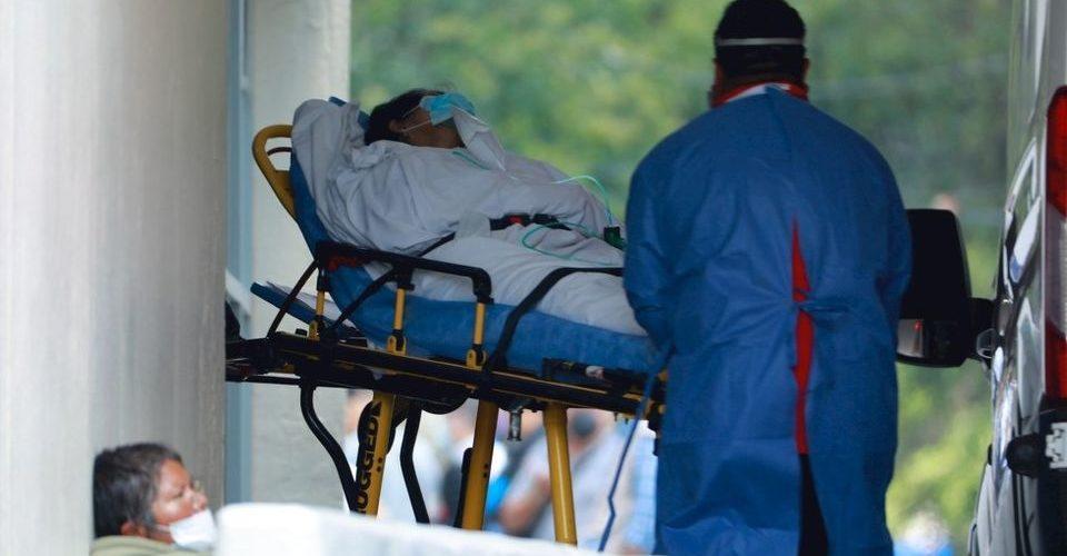 México registró en las últimas 24 horas mil 46 muertes por COVID-19