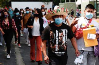México suma 3 millones 552 mil 983 casos y 270 mil 538 muertes por COVID-19