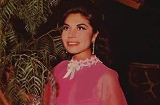 Muere Queta Jiménez, 'La Prieta Linda'