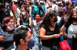 En aumento las muertes por covid en México