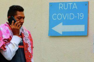 México registró en las últimas 24 horas 3 mil 367 casos de contagios por covid