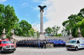 Municipio de Aguascalientes conmemora el Día Nacional de Protección Civil