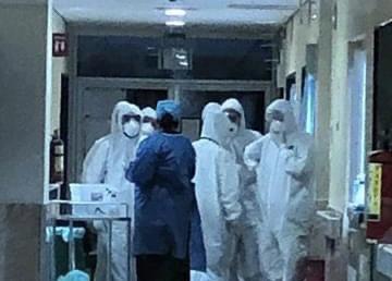Refuerza IMSS Aguascalientes atención para pacientes graves de Covid-19