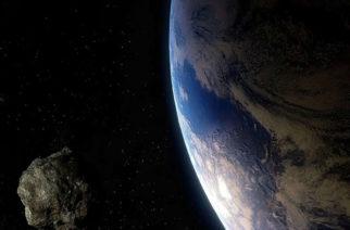 Asteroide 'rozará' la Tierra este septiembre