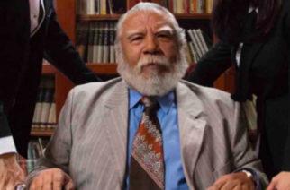 Murió Andrés Pardavé, actor de 'Club de cuervos'