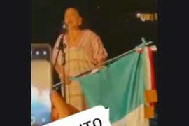 (Video)¡Viva López Obrador!, grita Cónsul de México en Turquía  y le reclaman