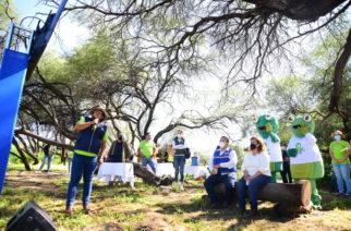 """Municipio sigue impulsando trabajos de protección ambiental en """"La Pona"""""""