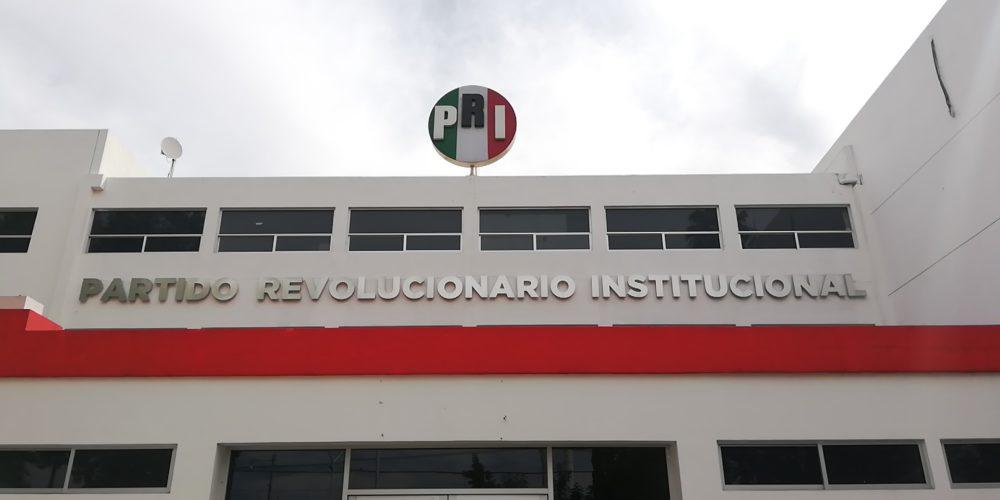 Se acredita el PRI para participar en elecciones 2022 de Aguascalientes