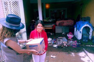 Estragos dejaron lluvias las últimas horas en Aguascalientes