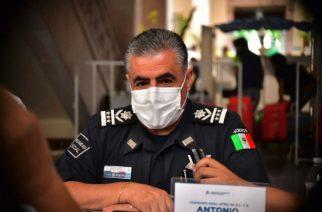 Recortes al Fortaseg pegaron en nuevas generaciones de policías de Aguascalientes: Martínez