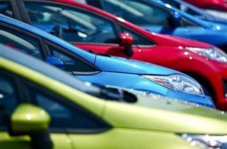 Venta de automóviles cae en agosto 4%