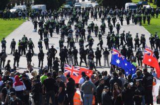 Australia sacrifica libertad de sus ciudadanos a cambio de controlar el Covid