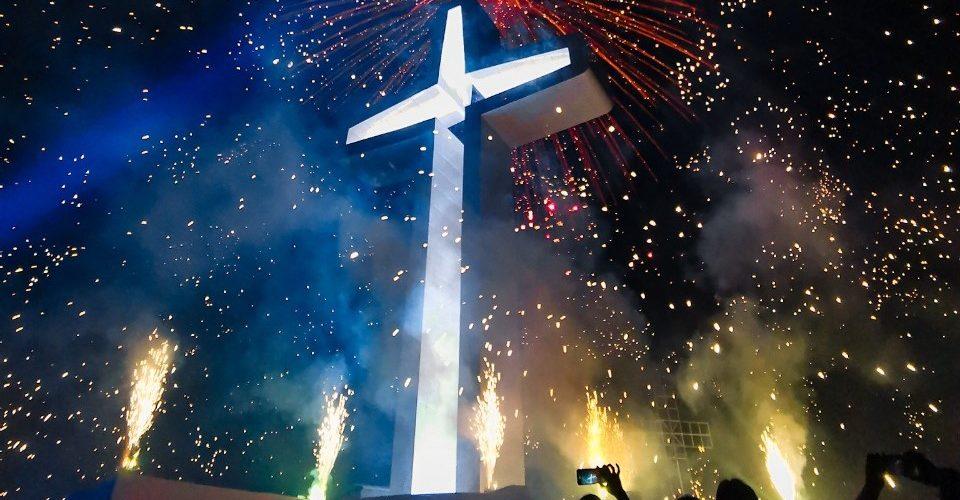Inaugura Calvillo el Complejo Santa Cruz