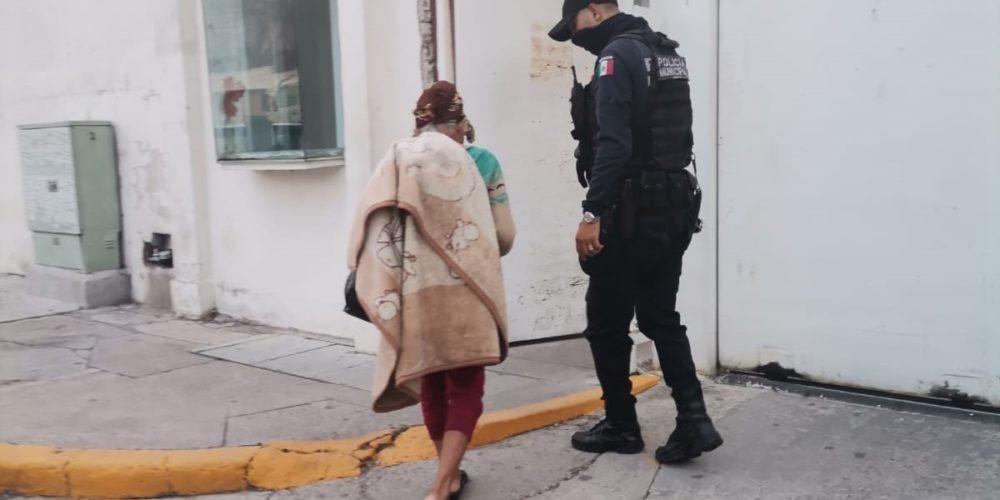 Localizan en Aguascalientes a octogenaria hondureña reportada como desaparecida