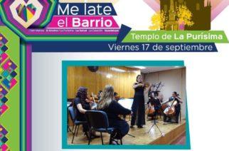 Camerata Yolopatzi se presentará este viernes en el Templo de La Purísima