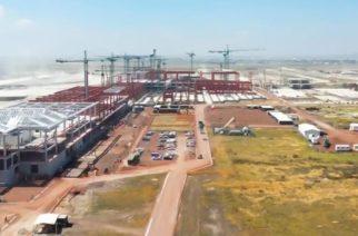 Aerolíneas no serán obligadas a operar en Santa Lucía: AMLO