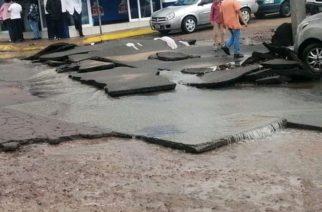 Lo ocurrido en VNSA tras fuerte aguacero, producto de obras mal hechas y mal planeadas: Medina