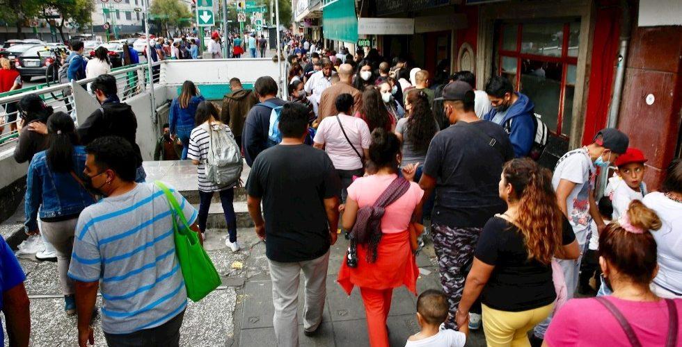 México suma 3 millones 516 mil 43 casos y 267 mil 969 muertes por COVID-19